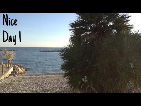 Nice Day 1 // Hard Rock Cafe, Beach and Amazing Views
