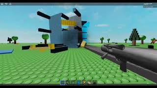 ROBLOX nouveau PVP de 2007 jeux (PVP2007)