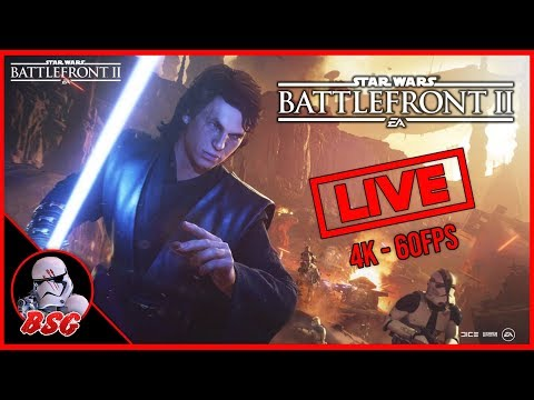 Capital Supremacy Release Stream! Star Wars Battlefront 2 PC Gameplay (4K 60FPS) thumbnail