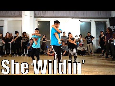 SHE WILDIN' - Fabolous & Chris Brown Dance Video | @MattSteffanina Choreography