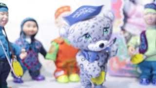 Барсик   Балбала   М'яка іграшка
