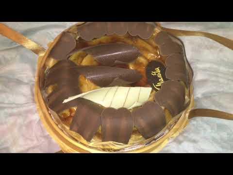 Review Cake Caramel At Palycha / обзор торта «Карамельный» у Палыча