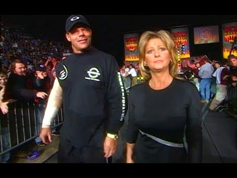 720phd Wcw Nitro 03 15 99 Miss Elizabeth Lex Luger Interrupt Konnan Vs Disco Inferno Youtube