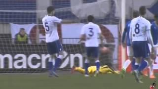 Hajduk Split 0 - Dinamo Zagreb 2 (Hilel El Arbi Soudani buteur et passeur) 2017 Video