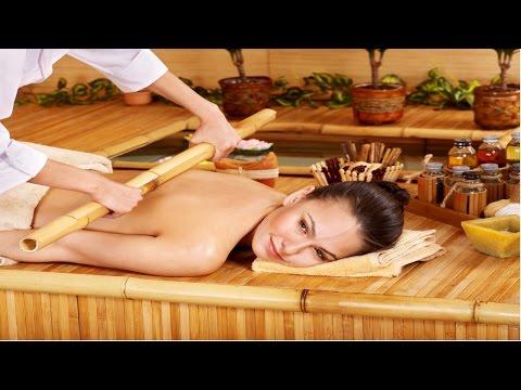 Curso Massagem Modeladora e Bambuterapia - Bambuterapia
