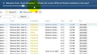 iMesh - Free Music Downloader (Download Here, Link Below)