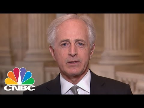 Bob Corker: President Donald Trump Will Leave Iran Nuclear Deal If No Big Changes | CNBC