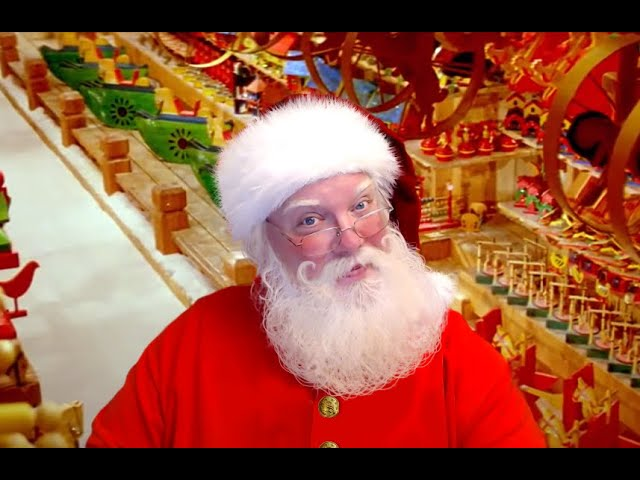 What Does Being Santa Mean to Me?