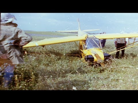 Cleaning Up a General Aviation Crash Scene