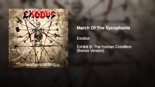 March Of The Sycophants