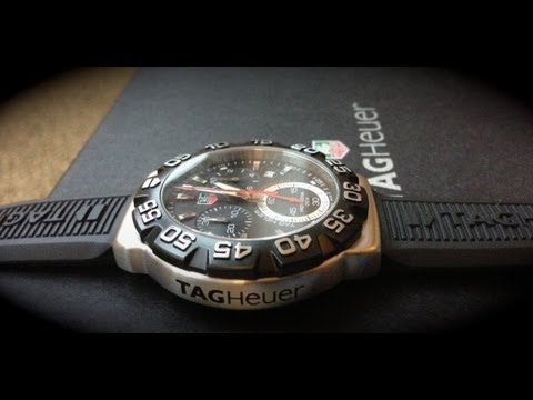 tag heuer link calibre s setting instructions