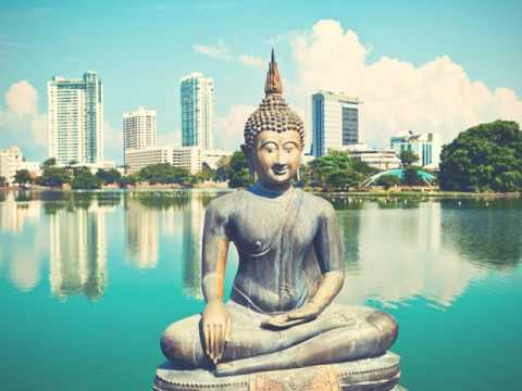 Colombo in Sri Lanka,  financial centre,   tourist destination, west coast, colonial buildings