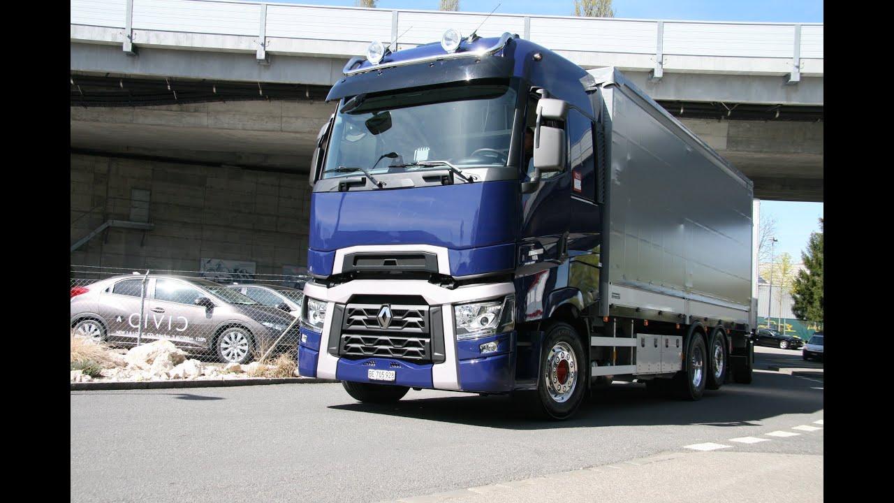 new renault trucks t youtube. Black Bedroom Furniture Sets. Home Design Ideas
