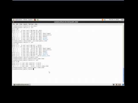 Apache Webserver Installation   1