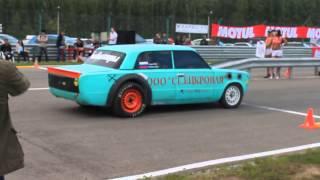2101 (600 л.с.) и Porsche911 Нижегородское Кольцо Драг Рейсинг Чебоксарский 26 05 13