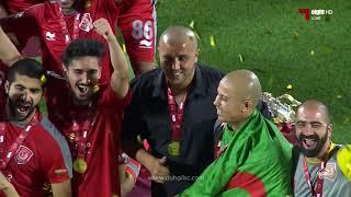 الدحيل يتوج بطلاً لدوري قطر غاز تحت 23 سنة للموسم 2018-2019
