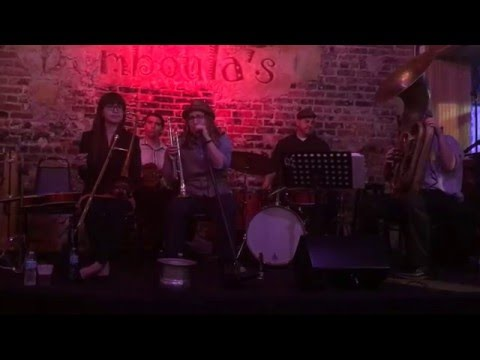 Girl of My Dreams - Gentilly Stompers
