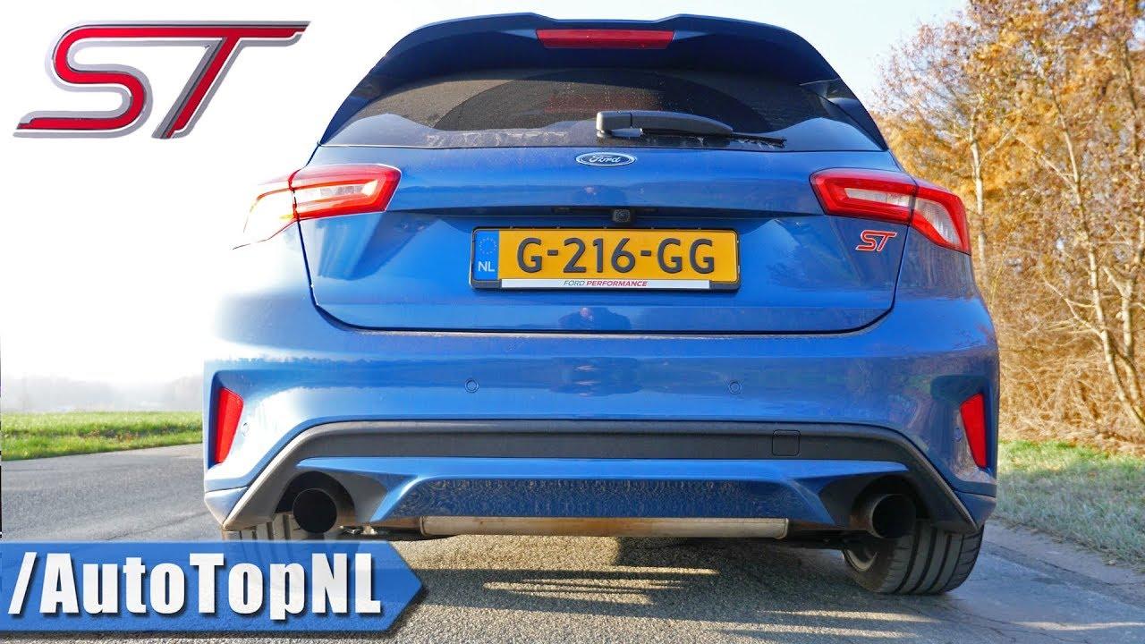 2020 ford focus st mk4 exhaust sound