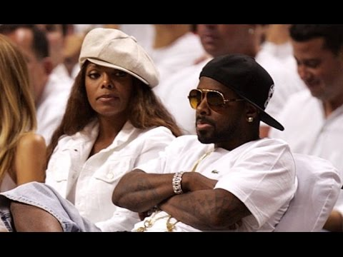 Janet Jackson & Jermaine Dupri Break Up Video