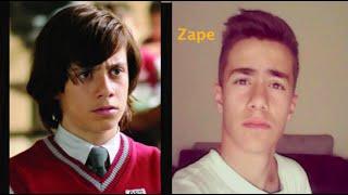 Zipi y Zape y el Club de la Canica Antes y Despues
