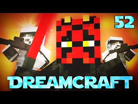 "Minecraft | Dream Craft - Star Wars Modded Survival Ep 52 ""DARTH MAUL SITH LORD"""
