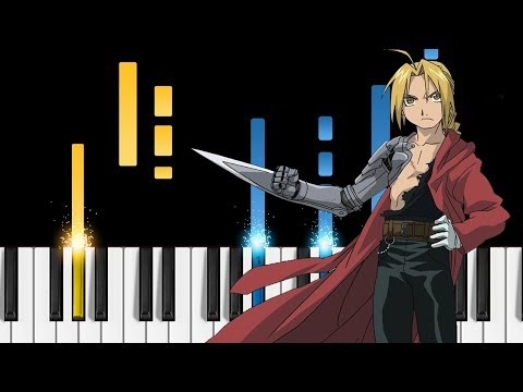 Again  Fullmetal Alchemist: Brotherhood OP1  Piano Tutorial