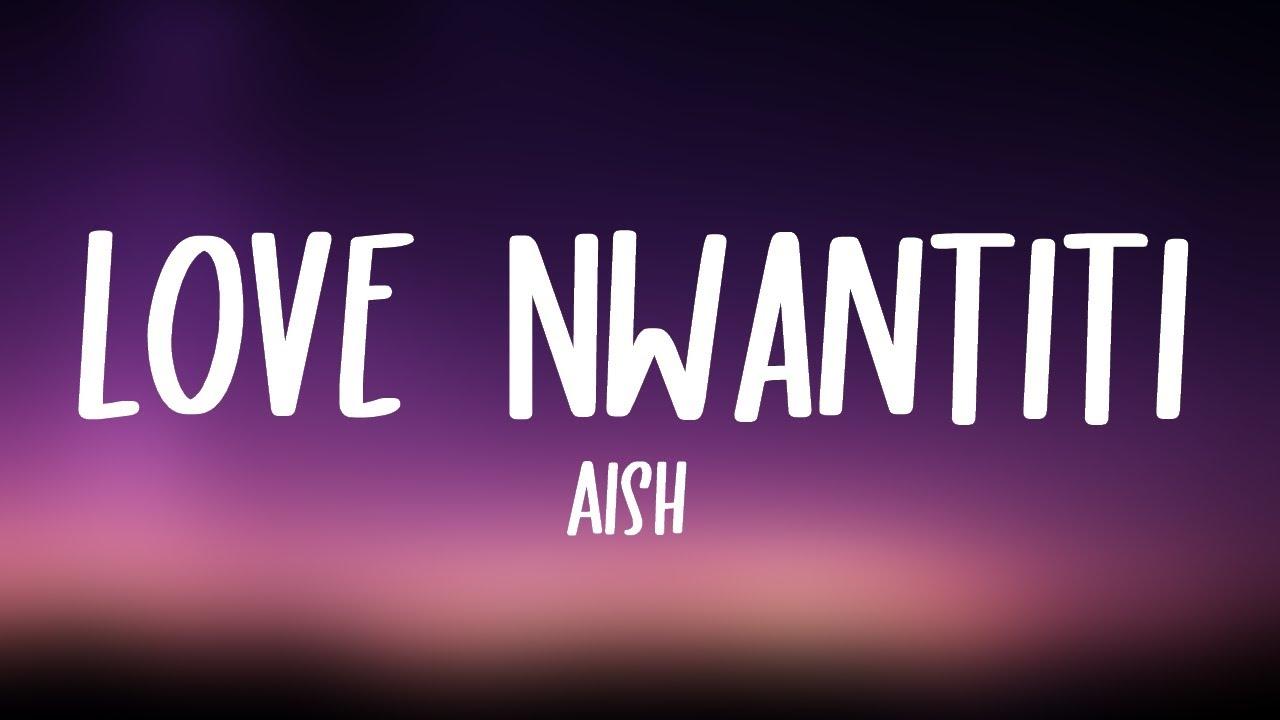 CKay - Love Nwantiti (Acoustic Version) | Cover By AiSh (Lyrics)