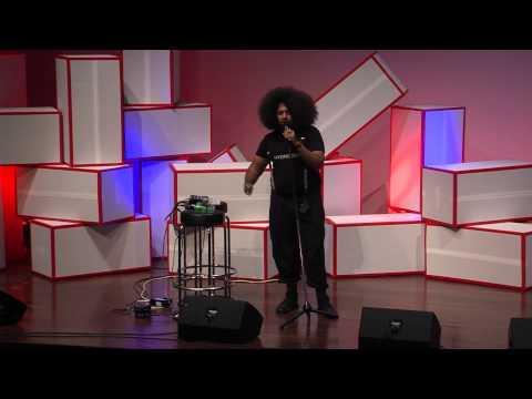 Reggie Watts at TEDxBerlin