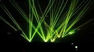 Eric Prydz - Sailor & I vs. Pryda - Turn Around (Âme Remix) vs. ID EPIC 3.0 @ MSG [1080P]