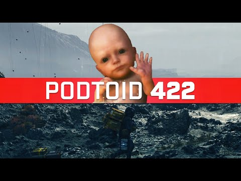 The apocalypse in Death Stranding was caused by a gender reveal stunt gone wrong | Podtoid 422