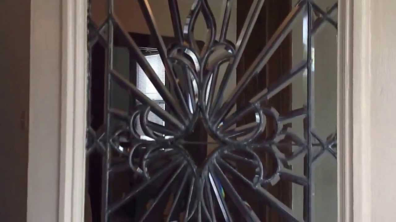 Diy Stained Glass Window Repair Youtube