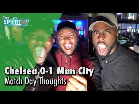 Is Pep Guardiola still a fraud? | Chelsea 0-1 Man City | Match Day Thoughts