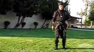Chosun Ninja - Roll and Flip Basic