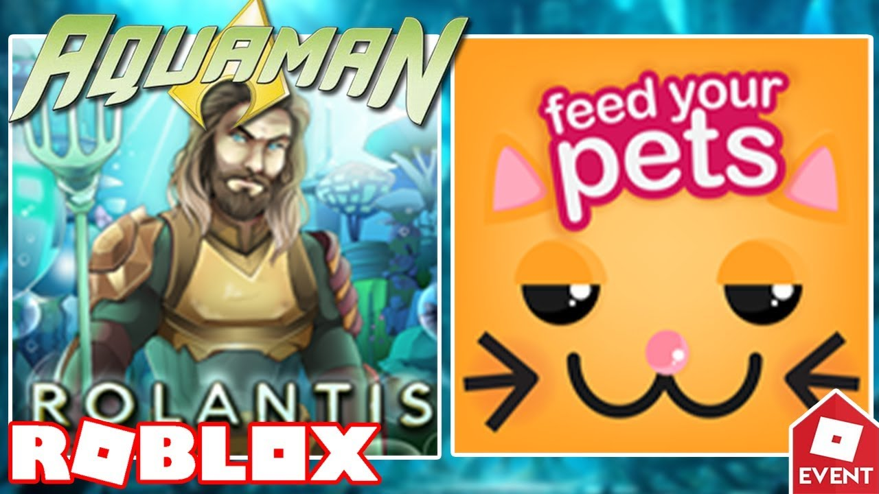 Leak Roblox All Aquaman Event Games Leaks And Prediction Youtube