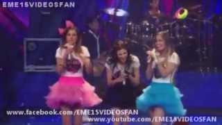EME15 en [Primer] Mexico Suena - Cantan La [Parte 1/10]