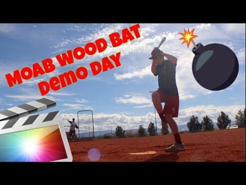 Bbw takes on baseball bat challenge