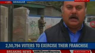 Final phase of J&K municipal elections today; 2,50,794 voters to exercise their franchise