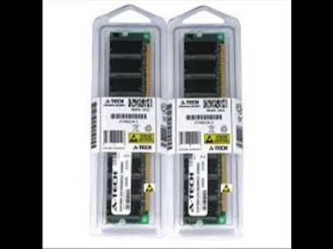 1GB DDR PC2100 DESKTOP Memory Module 184 pin DIMM, 266MHz Genu