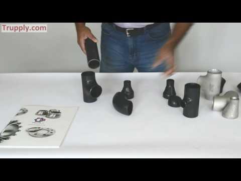 Butt Weld Fittings - Pipe Fittings | Trupply