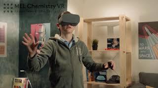 MEL Chemistry VR — Уроки по химии в виртуальной реальности