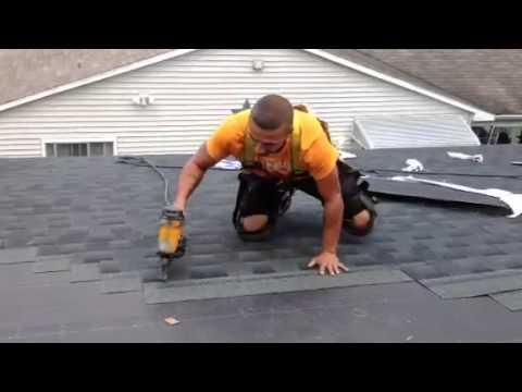 Fastest roofer ever