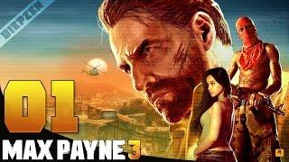 Max Payne 3 #01 Xem Phim Là Chủ Yếu [Chapter 01]