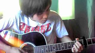 A Thousand Years (Twilight Soundtrack) - Christina Perri (fingerstyle guitar cover)