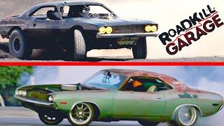 Two Iconic 1970 Dodge Challenger Rebuilds! | Roadkill Garage | Motortrend