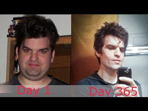 Man did a Juice Fast for 365 Days   Fasting Story