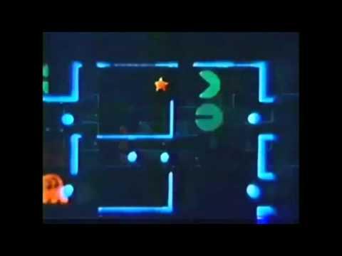 Tomy electronic handheld commercial - Pac Man (aka Puck Man, Munch Man)
