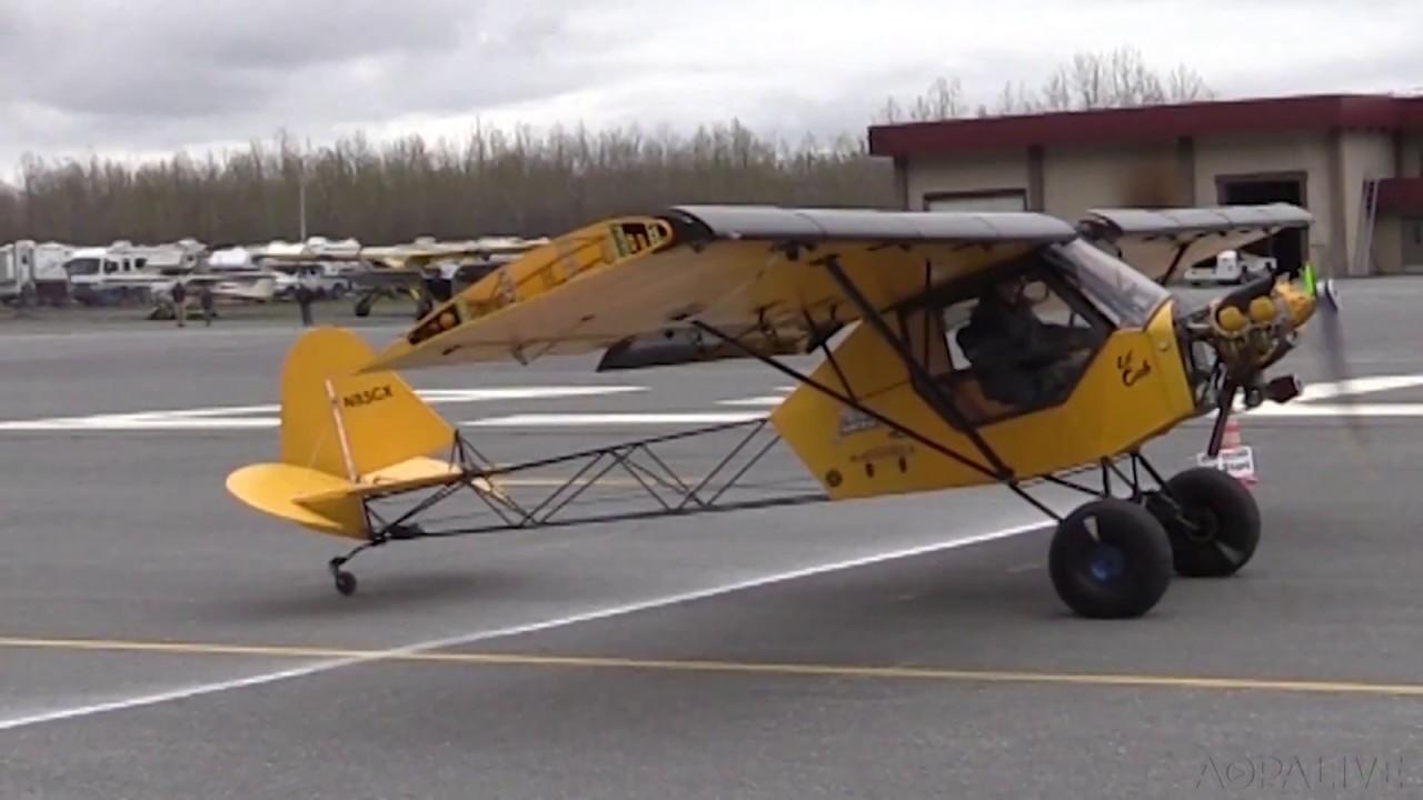 Extreme Stol Alaska Style Youtube
