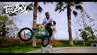 Total BMX Bike Co presents- Daniel Sandoval, My Escape