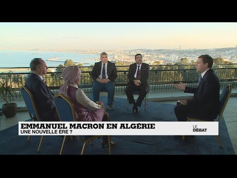 Emmanuel Macron en Algérie: une nouvelle ère? (Partie2)