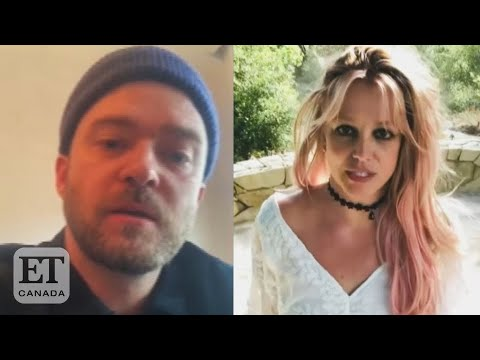 Download Justin Timberlake reacts to Britney Spears' Conservatorship Testimony